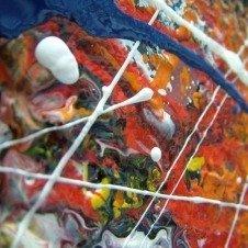 Drip Painting, Jackson Pollock inspired by Swarez