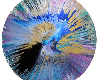 circular round canvas