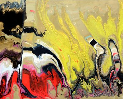 yellow art Metamorphoses