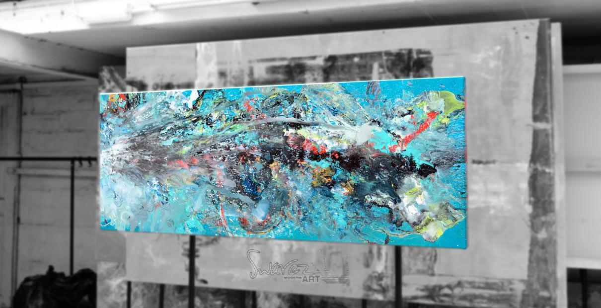 Implodium original art
