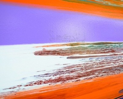 Abstract lines original art