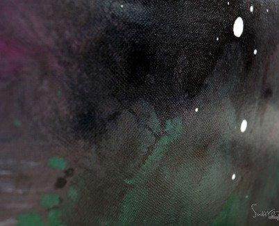 Cosmos art painting