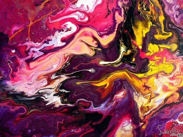 Fluid paint