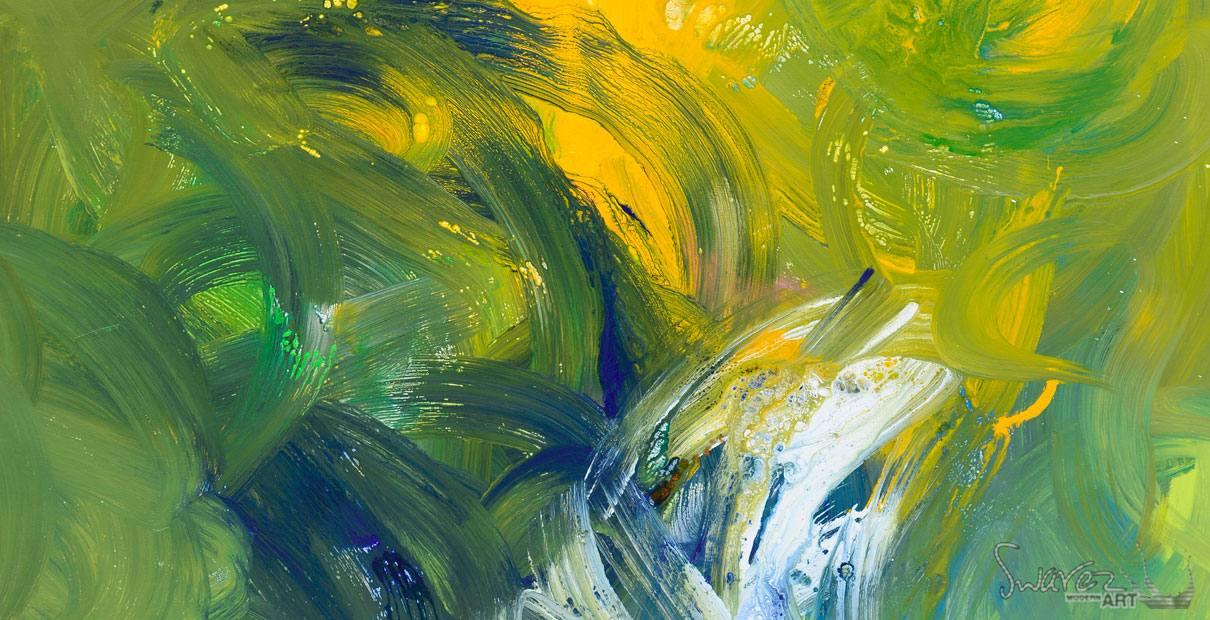 Holy Diver green art