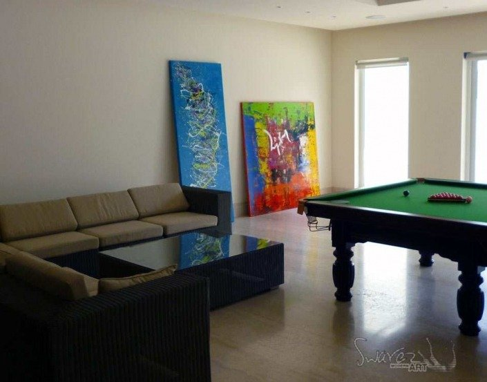 Games-room-at-Emirates-Hills-Dubai
