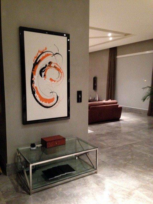 Mandarin original painting