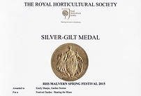 Silver-Gilt-Medal-RHS-Malvern