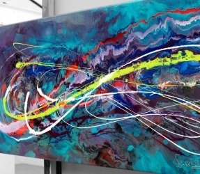 Art called Solar Winds