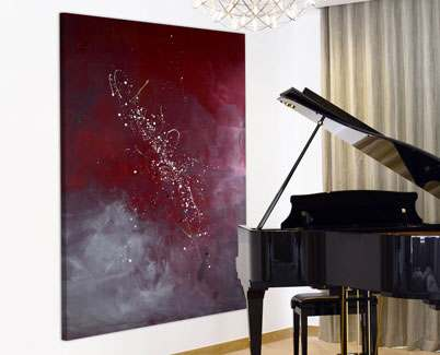 Burgundy-large-art-and-a-grand-piano