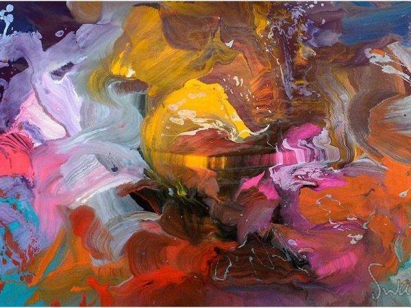 art called Thunderstruck