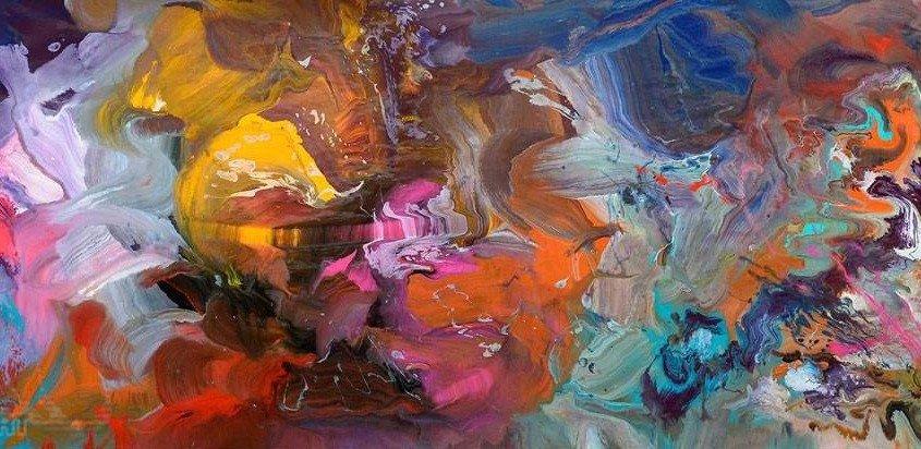 Original-multi-coloured-art-called-Thunderstruck