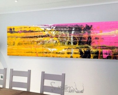 long-3-metre-abstract-art-in-a-dining-room
