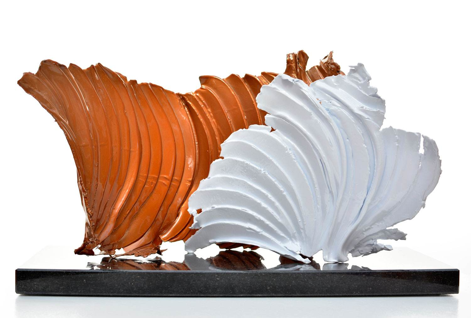 High and Mighty copper sculpture