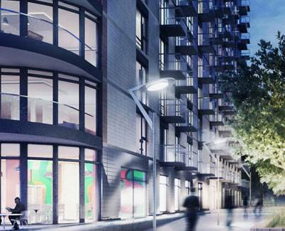 Wapping Lane apartments London