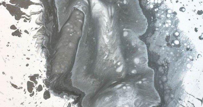 Genesis silver painting