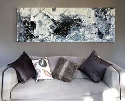 cream-and-black-contemporary-art
