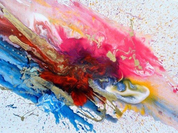 Speed of Light art by Swarez