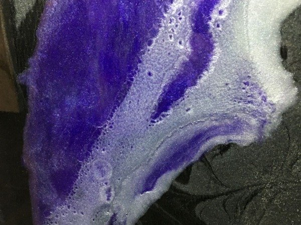 metallic paint pigment